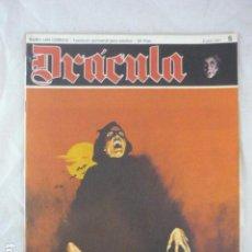 Cómics: DRACULA - Nº 5 - 1971 - BURU LAN COMICS. Lote 118855539