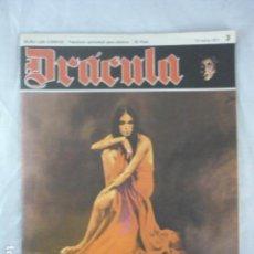 Cómics: DRACULA - Nª 3 - 1971 - BURU LAN COMICS. Lote 118855695