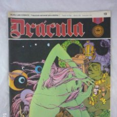 Comics : DRACULA - Nº 19 - 1972 - BURU LAN COMICS. Lote 118855843