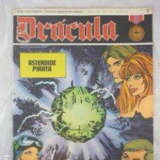 Comics : DRACULA - Nº 2 - 1972 - BURU LAN COMICS. Lote 118855955