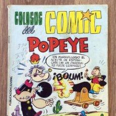 Cómics: COLOSOS DEL COMIC POPEYE-1980. Lote 118928451