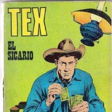 Cómics: TEX. Nº 2. EL SICARIO.. Lote 118929587