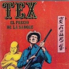 Cómics: TEX. Nº 3. EL PALACIO DE LA SANGRE.. Lote 118929727