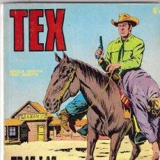 Cómics: TEX. Nº 41. TRAS LAS HUELLAS DE KIT.. Lote 118930215