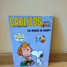 Cómics: CARLITOS Y LOS CABRITOS LOS AMIGOS DE SNOOPY 7. Lote 119273119