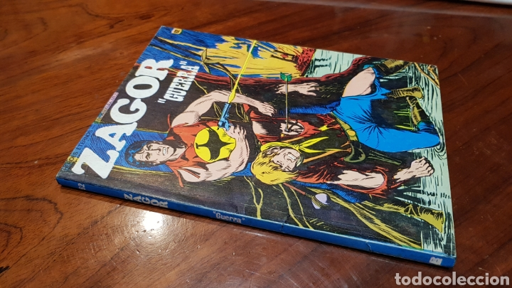 ZAGOR 62 BUEN ESTADO BURU LAN (Tebeos y Comics - Buru-Lan - Zagor)