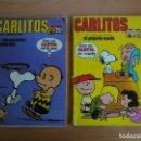 Cómics: COMIC CARLITOS. NUM. 18. REGALO NUM. 1 (BURULAN 1971) . LEER. Lote 119292407