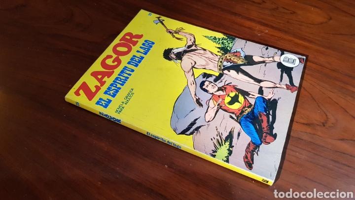 ZAGOR 29 MUY BUEN ESTADO BURU LAN (Tebeos y Comics - Buru-Lan - Zagor)