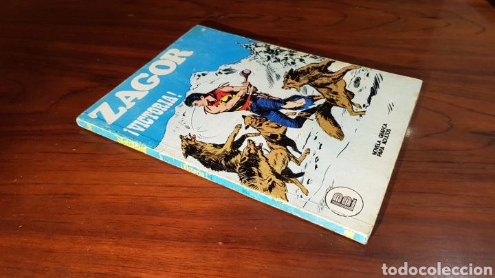 ZAGOR 50 BURU LAN (Tebeos y Comics - Buru-Lan - Zagor)