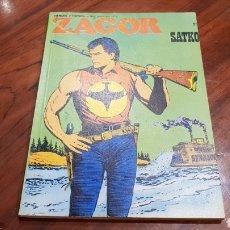 Cómics: ZAGOR 55 BASTANTE NUEVO BURU LAN. Lote 61833082