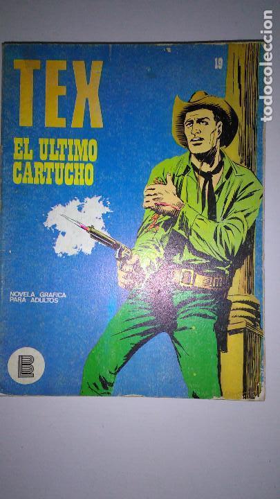 Cómics: * TEX * EDICIONES BURULAN 1970 * LOTE 7 NUMEROS OFERTA * - Foto 9 - 119502015