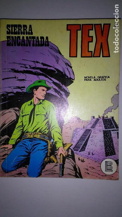 Cómics: * TEX * EDICIONES BURULAN 1970 * LOTE 7 NUMEROS OFERTA * - Foto 11 - 119502015