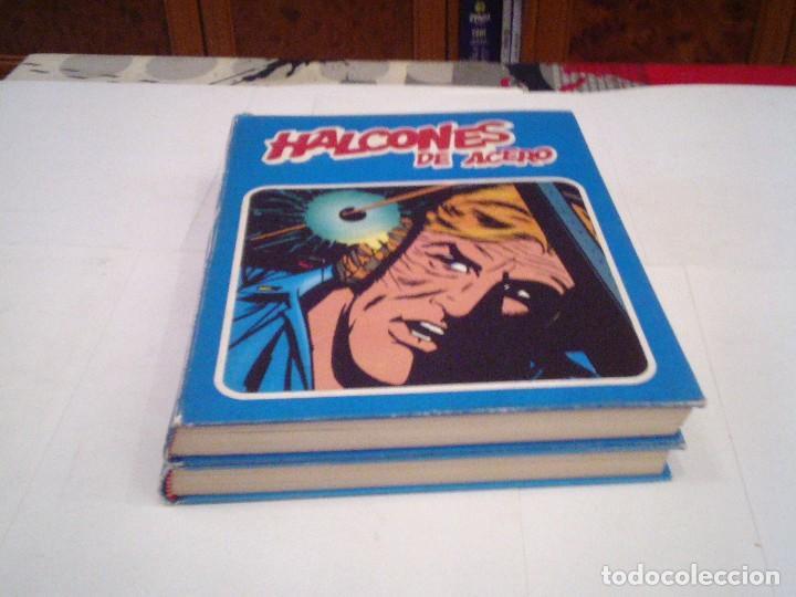 Cómics: HALCONES DE ACERO - BURU LAN - COMPLETA - BUEN ESTADO - GORBAUD - Foto 2 - 119619103