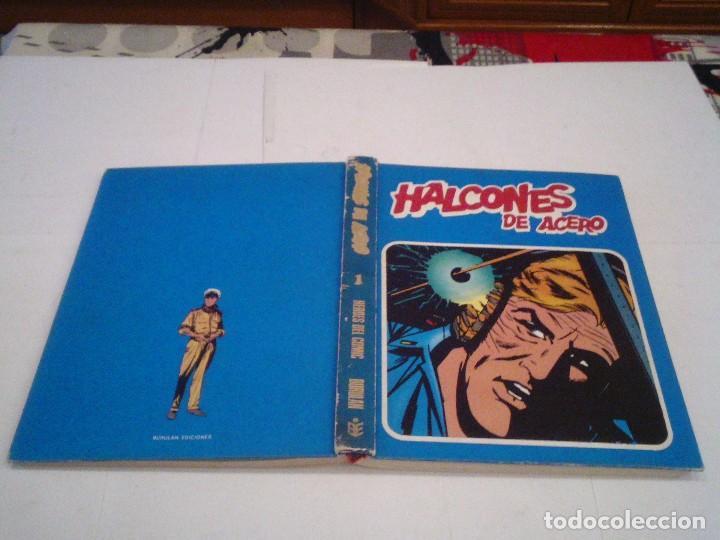 Cómics: HALCONES DE ACERO - BURU LAN - COMPLETA - BUEN ESTADO - GORBAUD - Foto 5 - 119619103