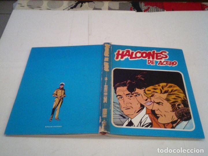 Cómics: HALCONES DE ACERO - BURU LAN - COMPLETA - BUEN ESTADO - GORBAUD - Foto 13 - 119619103