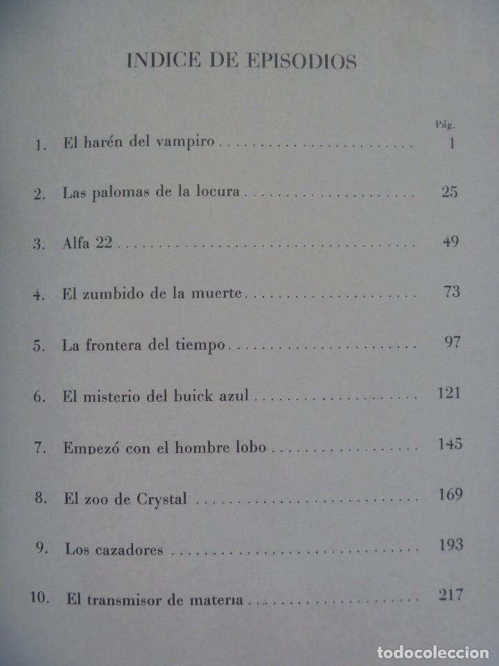 Cómics: DRACULA TOMOS 4, 5 Y 6 BURULAN DELTA 99 CHOLLO - Foto 13 - 119985667