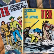 Cómics: TEX. Lote 120017067