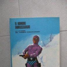 Cómics: COLECCION COMPLETA EL HOMBRE ENMASCARADO 8 TOMOS BURU LAN BUEN ESTADO. Lote 120231787