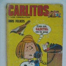 Cómics: CARLITOS Y LOS CEBOLLITAS. Lote 120272127