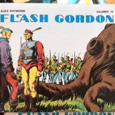 Cómics: FLASH GORDON VOLUMEN IV ALEX RAYMOND. Lote 120420491