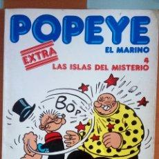Cómics: POPEYE EL MARINO N°4.. Lote 120485714
