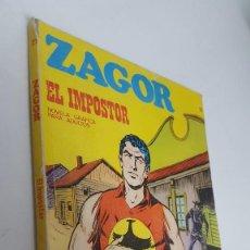 Cómics: ZAGOR 21. Lote 120616739