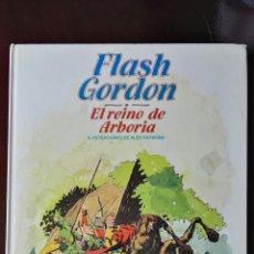 Cómics: FLASH GORDON EL REINO DE ARBORIA BURULAN 1983. Lote 120633544