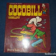 Cómics: COCOBILL 1: COCOBILLIPUT, 1973, BURU LAN , USADO. Lote 120999627