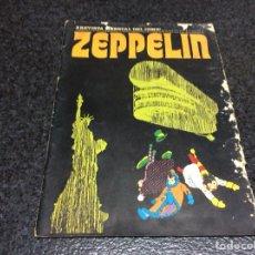 Cómics: ZEPPELIN Nº 2 REVISTA MENSUAL DEL COMIC - EDITA : BURU LAN EDICIONES 1974. Lote 121473639