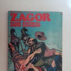 Cómics: ZAGOR. Nº 64. BURU LAN.. Lote 121528795