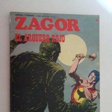 Cómics: ZAGOR. Nº 68. BURU LAN.. Lote 121529323