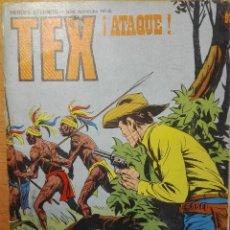 Cómics: TEX 91 EL PENÚLTIMO.BURU LAN 1973.DE LOS DIFÍCILES DE ENCONTRAR. Lote 121826195
