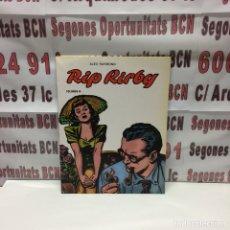 Cómics: RIP RIRBY DE ALEX RAYMOND VOLUMEN 3 DE 1981. Lote 122066491