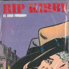 Cómics: EL CASO FARADAY. Lote 122144691