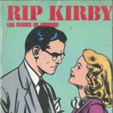 Cómics: LOS RUBÍES DE BANDAR. Lote 122145171