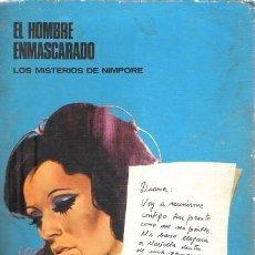 Cómics: EL HOMBRE ENMASCARADO. TOMO 4. LOS MISTERIOS DE NIMPORE. (HÉROES DEL CÓMIC). Lote 122178143