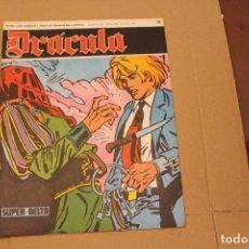 Cómics: DRÁCULA Nº 31, EDITORIAL BURU LAN. Lote 122258991
