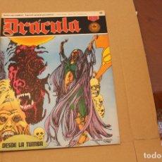 Cómics: DRÁCULA Nº 18, EDITORIAL BURU LAN. Lote 122259015