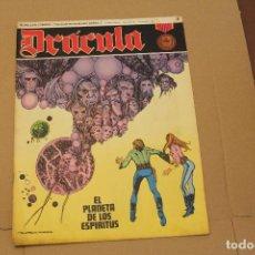 Cómics: DRÁCULA Nº 8, EDITORIAL BURU LAN. Lote 122259031