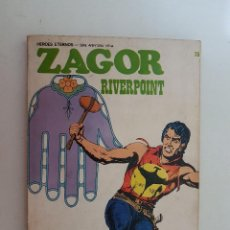 Cómics: ZAGOR Nº 73. BURU LAN.. Lote 122291371