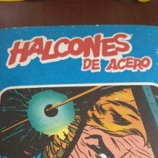 Cómics: HALCONES DE ACERO. TOMO 1. BURU LAN. 1974. Lote 122448695