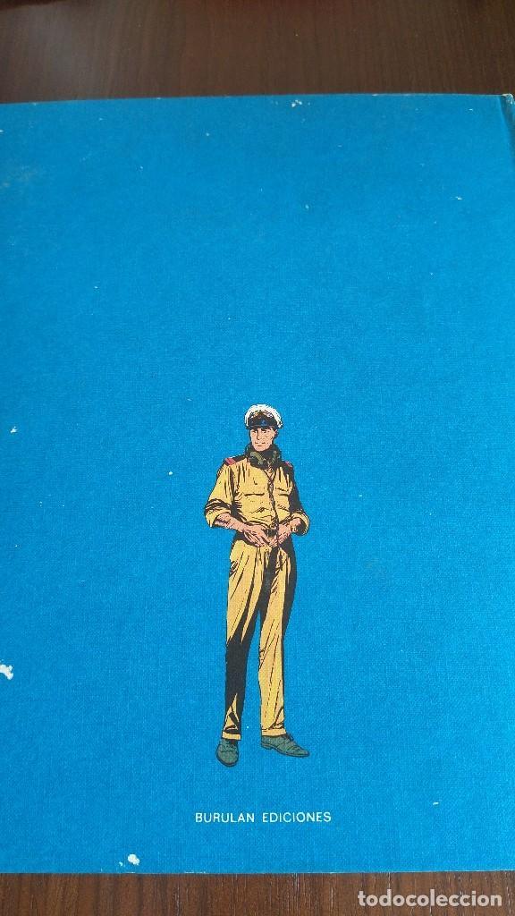 Cómics: Halcones de acero. Tomo 1. Buru Lan. 1974 - Foto 2 - 122448695
