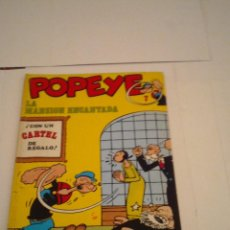 Cómics: POPEYE - NUMERO 7 - BURU LAN - BE - GORBAUD - CJ 97. Lote 122457419