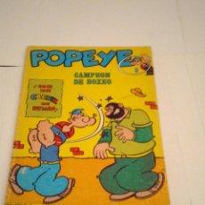 Cómics: POPEYE - NUMERO 3 - BURU LAN - GORBAUD - CJ 97. Lote 122458675