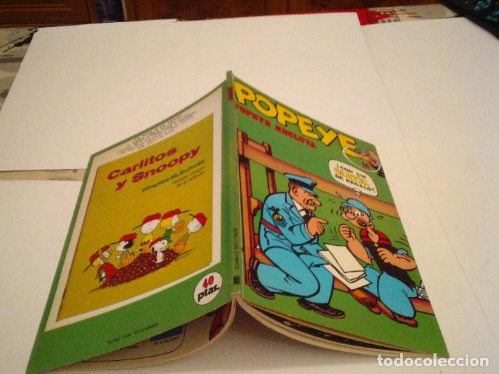 Cómics: POPEYE - NUMERO 14 - BURU LAN - MBE - GORBAUD - cj 97 - Foto 6 - 122459127