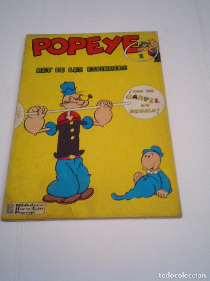 POPEYE - NUMERO 1 - BURU LAN - BE - GORBAUD - CJ 97 (Tebeos y Comics - Buru-Lan - Popeye)