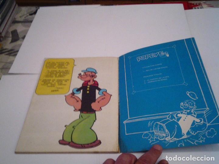 Cómics: POPEYE - NUMERO 1 - BURU LAN - BE - GORBAUD - cj 97 - Foto 4 - 122460491