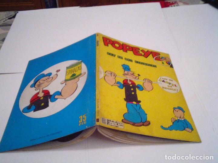 Cómics: POPEYE - NUMERO 1 - BURU LAN - BE - GORBAUD - cj 97 - Foto 5 - 122460491