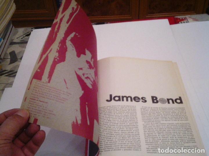 Cómics: JAMES BOND- A TRAVES DEL MURO - ALBUM NUMERO 1 - BURU LAN - BUEN ESTADO - GORBAUD - cj 96 - Foto 2 - 122465051