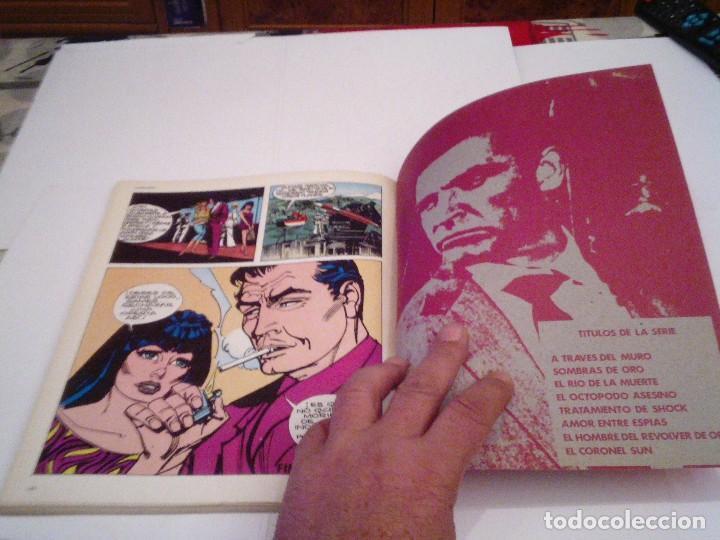 Cómics: JAMES BOND- A TRAVES DEL MURO - ALBUM NUMERO 1 - BURU LAN - BUEN ESTADO - GORBAUD - cj 96 - Foto 4 - 122465051